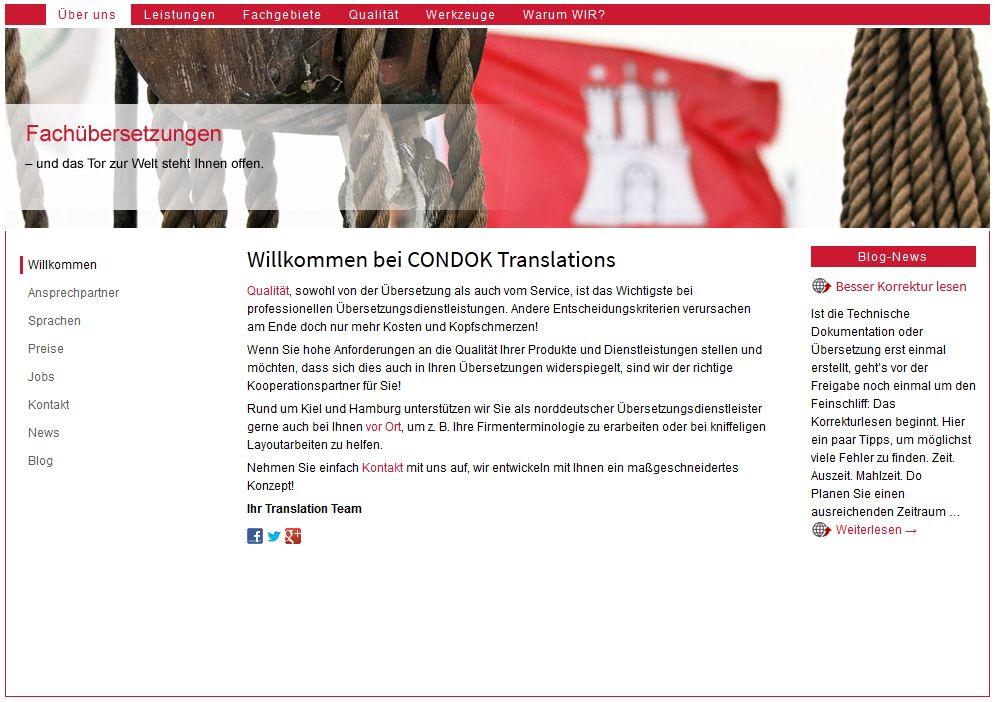 Condok Translations