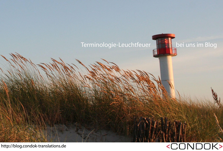 Terminologie-Leuchtfeuer